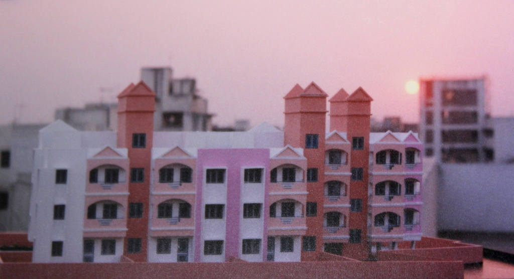 Residential flats project